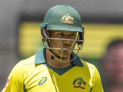 ऑस्ट्रेलिया की एकदिवसीय टीम के कप्तान एरोन फिंच