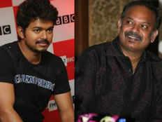 actor vijay is a super hero says director venkat prabhu