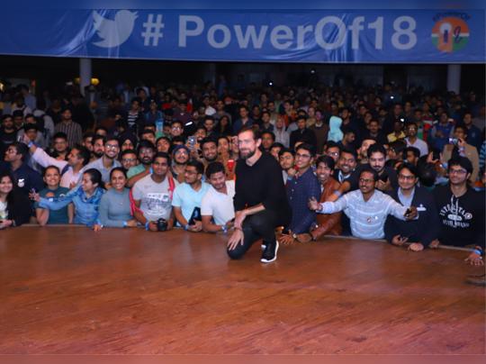 ट्विटरने तरुणांसाठी लॉंच केला #PowerOf18 उपक्रम