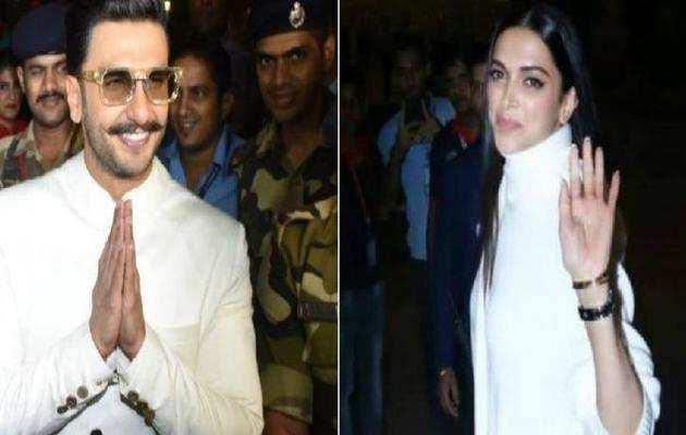 दीपिका पादुकोण के साथ शादी से पहले रणवीर सिंह का जश्न मनाते हुए वीडियो आया सामने