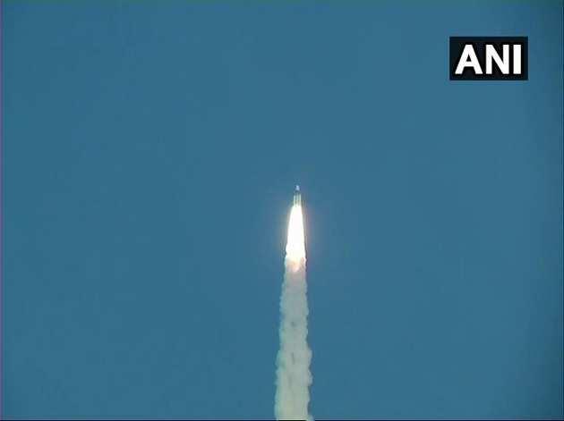 श्रीहरिकोटा से सफलतापूर्वक लॉन्च किया गया GSAT-29