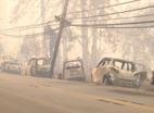 उत्तरी कैलिफोर्निया के जंगलों में आग से अब तक 48 लोगों की मौत