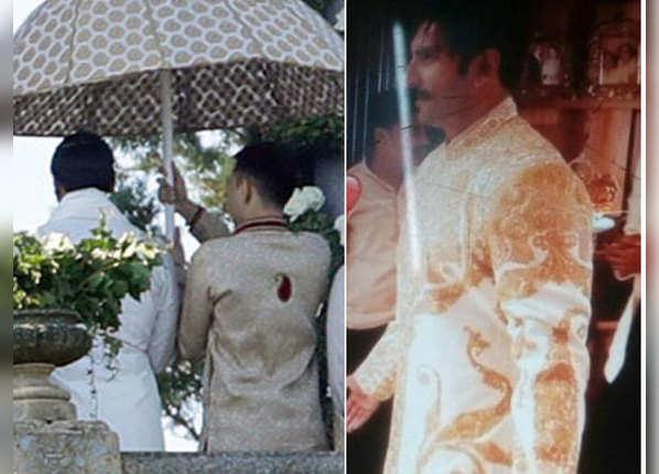 तो क्या लीक हो गई दूल्हे राजा रणवीर की शादी की तस्वीर!