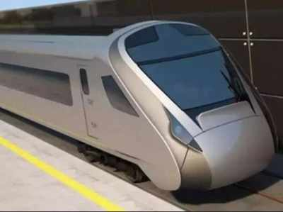 देश में बनी पहली सेमी हाई स्पीड ट्रेन ट्रायल के लिए तैयार, ये हैं खूबियां