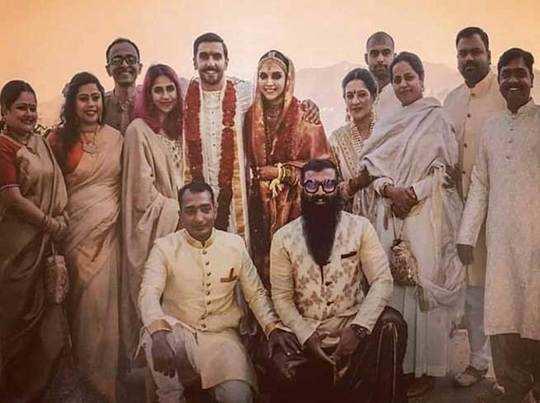 Deepveer Wedding Photo: दीपवीर की शादी की नई तस्वीर हो रही है वायरल