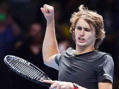 ATP Faainals Jverev Semifinal Mein, Ab Federer Se Mukaabala