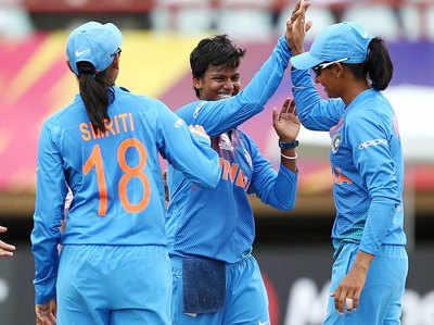 महिला वर्ल्ड टी-20 में भारत का मैच आज ऑस्ट्रेलिया से है।