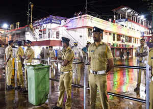 sabarimala day after temple opening hindu groups call for state wide bandh