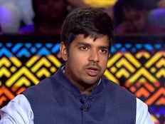 kbc 10 highlights 16 november 2018 pradyut voleti wins 25 lacs rupees