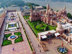 nilkanth dham temple vadodara gujarat famous tourist spot