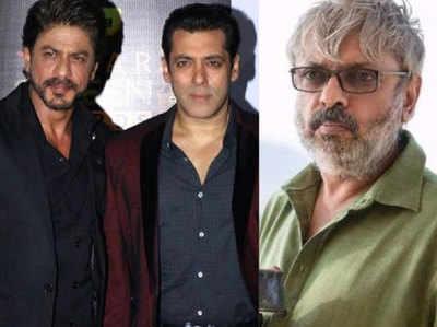 Bhansaali Ki Film Mein Saath Dikheinge Salman Khan Aur Shahrukh Khan