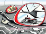 bike falls from flyover one killed in noida