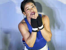 magnificent mc mary kom in semis assured of 7th medal at world championships