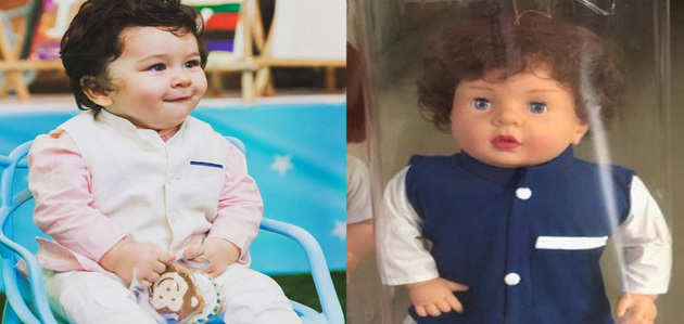Now, take home a Taimur Ali Khan for yourself