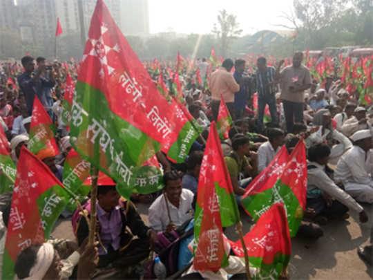Farmers Protest: बळीराजाचा पुन्हा एल्गार