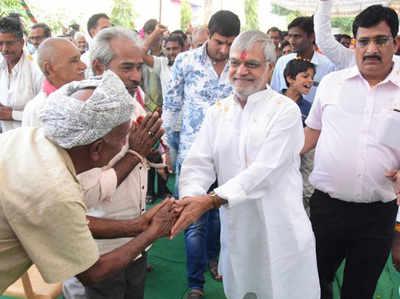 कांग्रेस नेता सीपी जोशी (फेसबुक फोटो)