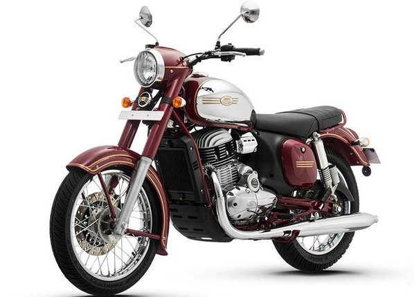 कंपनी की पहली बाइक से लिया नाम