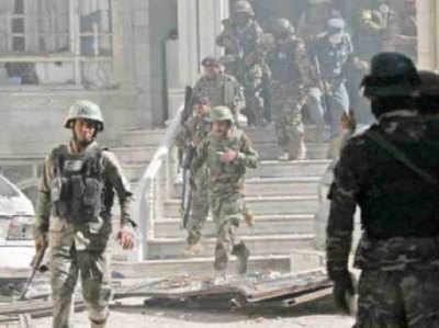 अफगानिस्तान सेना के कैंप में बनी मस्जिद में बम धमाका, 27 की मौत