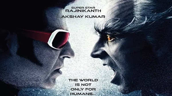 rajnikanth and akshay kumars 2 0 breaks all records even before its release