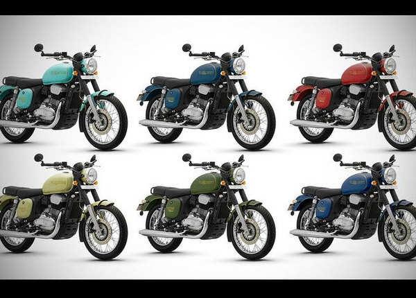 जावा मोटरसाइकिल के ये शानदार 6 कलर देखे आपने