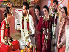 bigg boss star rahul mahajan 43 ties the knot with 25 year old natalya ilina