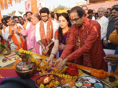 उद्धव ठाकरे ने कहा, अयोध्या में मंदिर निर्माण की तारीख बताए सरकार