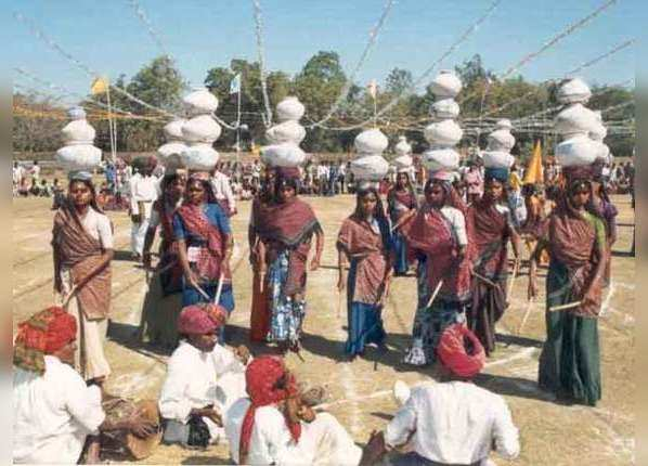 भील, राजस्थान