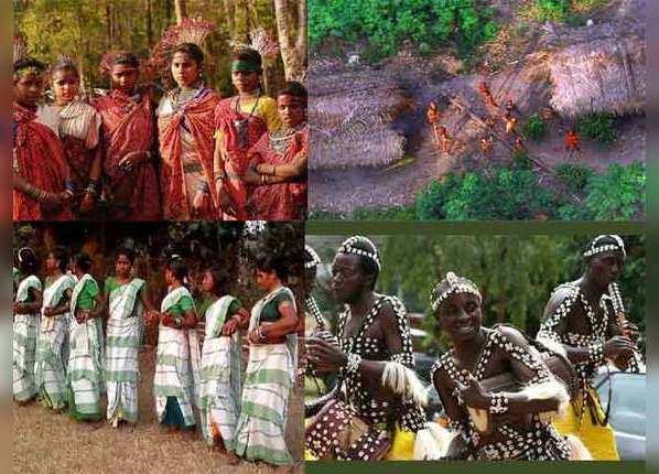 ये हैं आदिवासियों की 7 बेहद अजब-गजब रस्में