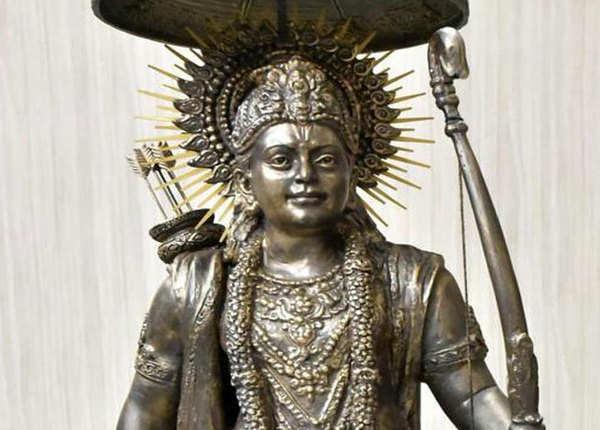 अयोध्या में लगेगी भगवान राम की विश्व की सबसे ऊंची प्रतिमा