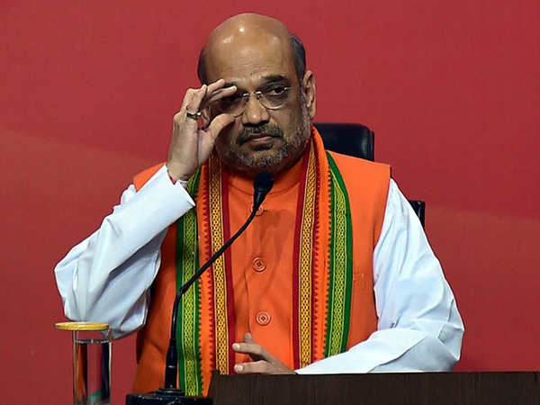 bjp will return to power in mp chhattisgarh and rajasthan amit shah