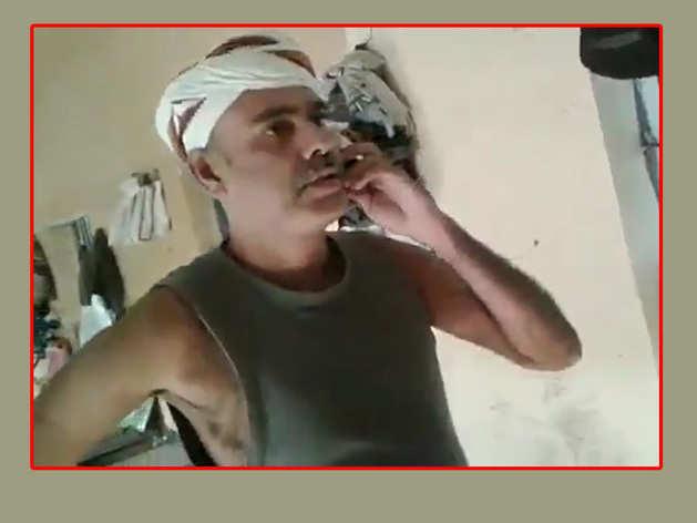 विडियो: जेल में बैठ शार्प शूटर ने शख्स को फोन पर धमकाया, 6 सस्पेंड