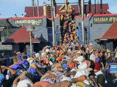 sabarimala kerala may move sc again cite difficulties in implementing order