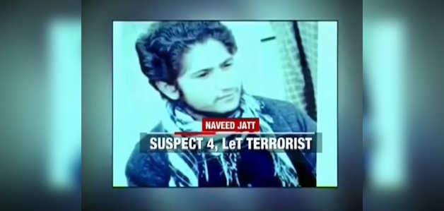 पत्रकार बुखारी की हत्या में शामिल लश्कर आतंकी नवीद जट को सुरक्षाबलों ने मार गिराया