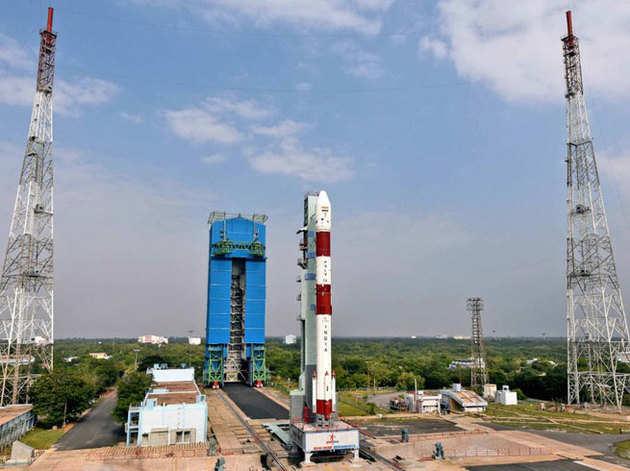 अंतरिक्ष में जाने को तैयार पीएसएलवी-सी43