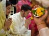 priyanka chopra and nick jonas wedding rituals started with ganesh worship ganpati pooja