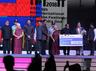 closing ceremony of 49th international film festival 2018 iffi with anil kapoor arbaz khan rakulpreet iffi 2018