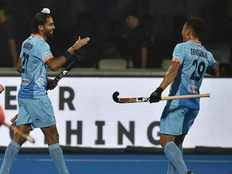 hockey world cup indias five star show mauls south africa