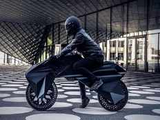 world first fully 3d printed electric motorcycle revealed