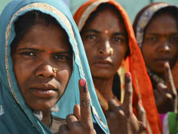 congress claims tampering in evms wants re polling