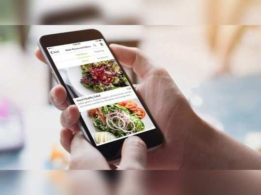 food delivery app.