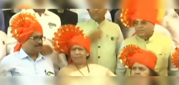 महाराष्ट्र विधानसभा में मराठाओं को आरक्षण देने का विधेयक पास