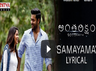 varun tej samayama lyrical song from antariksham 9000 kmph movie