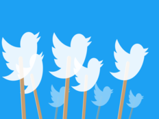 twitter posts a blank tweet it becomes a viral meme