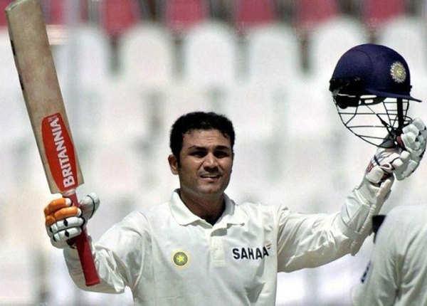 2003-04 मेलबर्न, सहवाग 195, भारत हारा