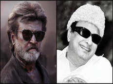 mgr is my role model in politics says actor rajinikanth