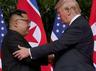 trump says hopes to meet n koreas kim in january or february