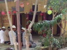 muslims prayed namaz in bulandshahr shiv temple