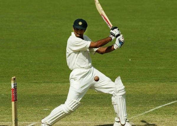 राहुल द्वविड़ ने खेली थी मैच जिताऊ पारी
