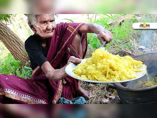 রান্নায় ব্যস্ত মাস্তানাম্মা