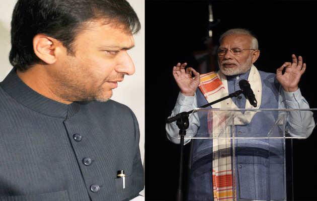 तेलंगाना चुनाव: 'चाय' के बहाने अकबरुद्दीन ओवैसी ने उड़ाया पीएम मोदी का मजाक
